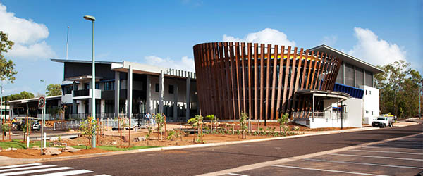 The ACIKE building has made it on to a list of Australia's leading green buildings