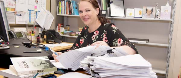 Melanie Underwood is conducting the first Australian study using coronial reports to analyse nurse-related adverse events resulting in the death of patients