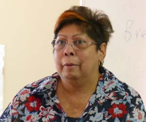 Dr Christine Fejo-King has been nominated for a Northern Territory Human Rights Award