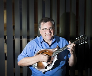 Professor Brian Mooney looks forward to the toe-tapping event