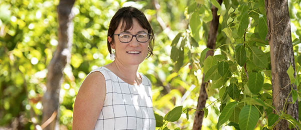 Dr Michaela Spencer will help fine tune the final version of the NT Aboriginal Justice Agreement