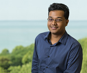 CDU alumnus and lawyer Kevin Kadirgamar has received the 2015 Australian Young Lawyer Award