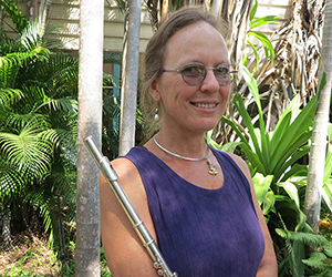 Music teacher Aniko Debreceny brings song into learning