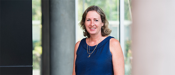 Professor Deborah West is a leader in researching and developing learning analytics