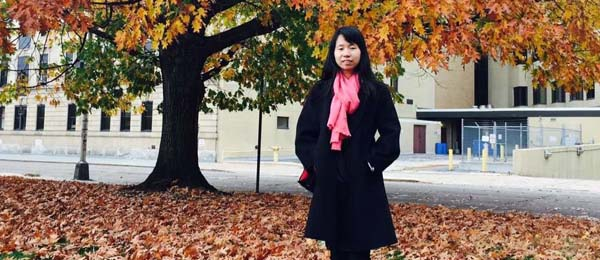 Darwin will be home for Chinese researcher Li-Qun Yao as she conducts her research at CDU