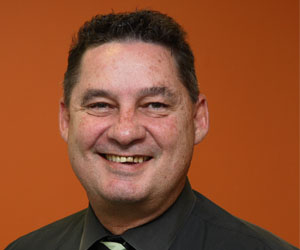 Pro Vice-Chancellor Indigenous Leadership Professor Steven Larkin launched the Indigenous Learning and Teaching Plan
