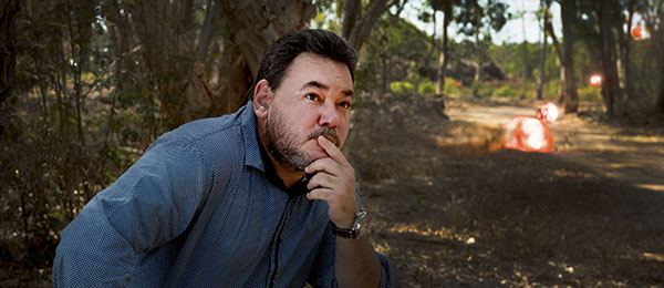 Senior Lecturer in Aboriginal Studies Dr Curtis Roman