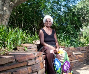 Senior Research Fellow at the Northern Institute, Gotha (Kathy) Guthadjaka is a finalist in the Elder on Country Award