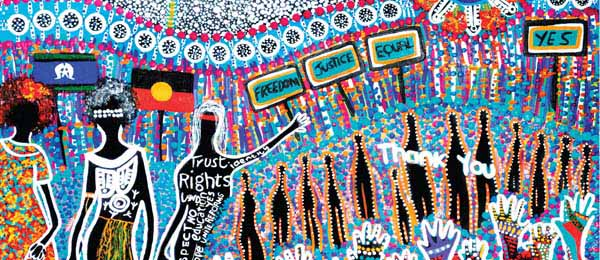 """CDU will celebrate NAIDOC week with a series of events on the theme """"Because of Her, We Can"""""""