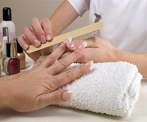 The first nail technology class starts at Palmerston campus next week