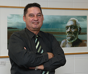 Pro Vice-Chancellor, Indigenous Leadership Professor Steve Larkin says participants discussed national Indigenous tertiary education issues at the meeting