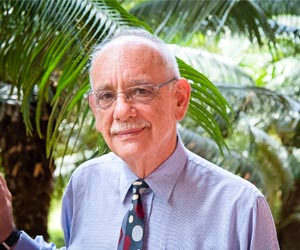 With more than 40 years' experience in business communication and strategic planning Professor Shulman is keen to position the school globally