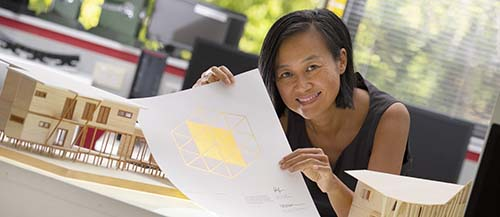 CDU student Nicole Ng has taken out the NT Student Award at the 2020 NT Architecture Awards