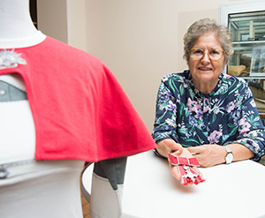 CDU Nursing Museum curator Janie Mason is writing a comprehensive history of NT nurses who served in wars
