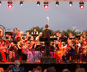 The Opera Gala will be held at the Darwin Waterfront later this month