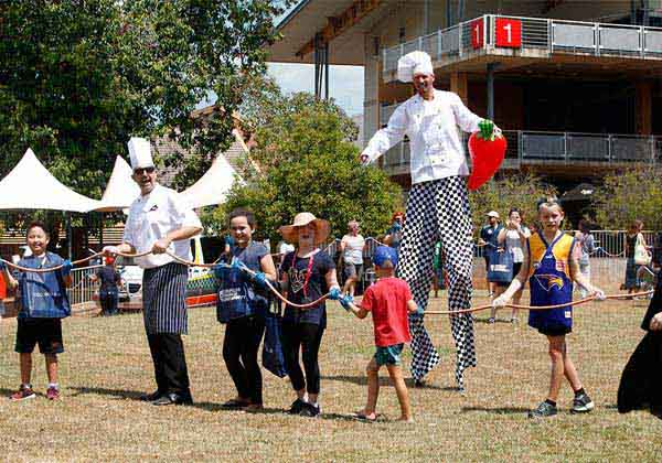 The NT's longest sausage making attempt