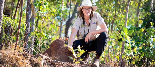 Lead researcher, Dr Alyson Stobo-Wilson found possums seem to be better off in the urban environment than they are in the savannas