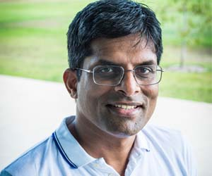 Professor of Chemical Engineering Suresh Thennadil will deliver the first Charles Darwin University Professorial Lecture for 2015