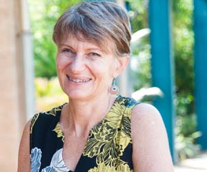 Professor Marilynne Kirshbaum has specialised in cancer care nursing for more than 30 years