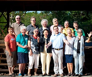 The Still Belting Out! senior citizens' choir has an appetite for contemporary music