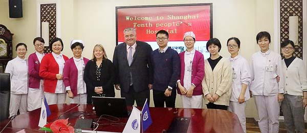 CDU's Shanghai nursing collaboration will offer great opportunities for students and researchers