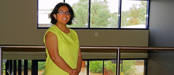 Research Associate Dr Deepika Mathur