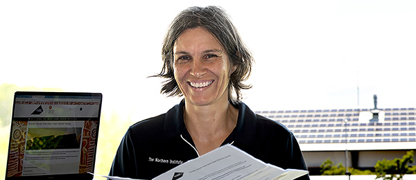 Dr Kerstin Zander is asking Territorians to fill out a survey to aid her research