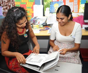 Charles Darwin University will offer three new programs in teacher education this year