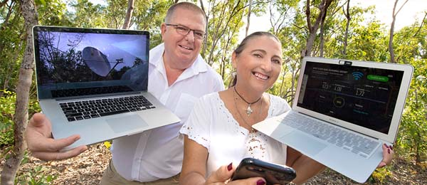 Northern Institute Research Fellows David Murtagh and Marianne St Clair have identified huge benefits from telehealth