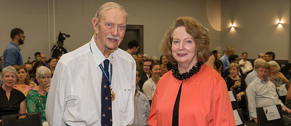 The Hon. Chief Justice of Australia Susan Kiefel delivered the Tenth Austin Asche Oration