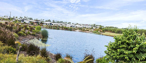 The new community at The Heights, Durack is continuing to take shape