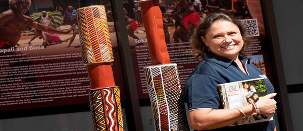 Dr Tracy Woodroffe beleives there should be an alternative approach to improving Indigenous student outcomes