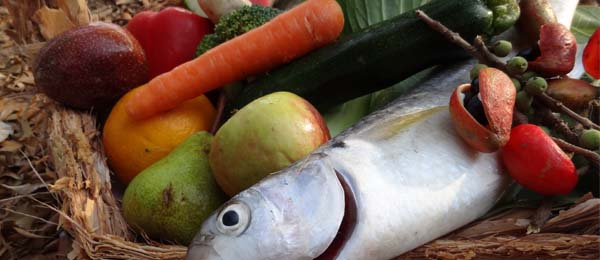 Almost 90 per cent of people in remote communities consume traditional foods each fortnight