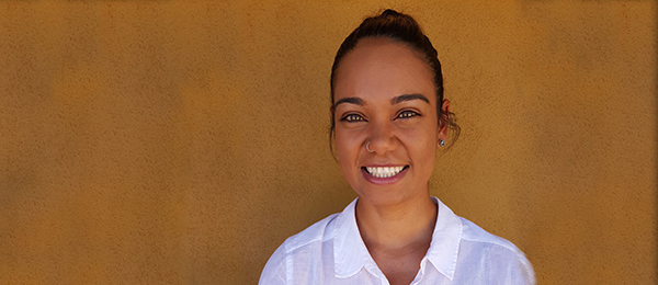 Bachelor of Applied Social Science (Indigenous Resource Management and Indigenous Social Policy) student Tara Liddy