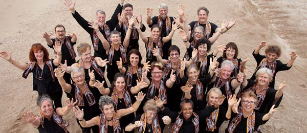Darwin's VoxCrox community choir is preparing to tour Italy