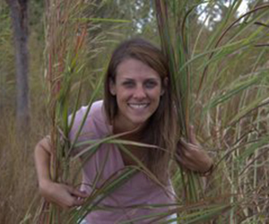 Dr Vanessa Adams says that late dry season wildfires in Australia's tropical north generate about 3 per cent of the country's annual greenhouse gas emissions
