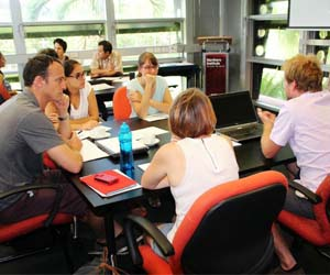 A week-long academic writing workshop for graduate and post-graduate students held at the Northern Institute