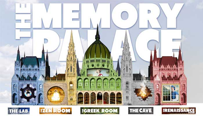 memory palace T he memory palace is one of the most powerful memory techniques i know it's not only effective, but also fun to use — and not hard to learn at all the memory palace has been used since ancient rome, and is responsible for some quite incredible memory feats.