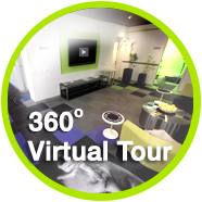 360 Interactive Virtual Tour