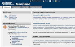 Learnline homepage image