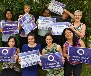 The Northern Institute is gearing up for International Women's Day this week