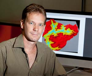 Research by Rohan Fisher has helped secure funding for a new hospital in West Timor