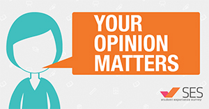 Student Experience Survey - Your opinion matters