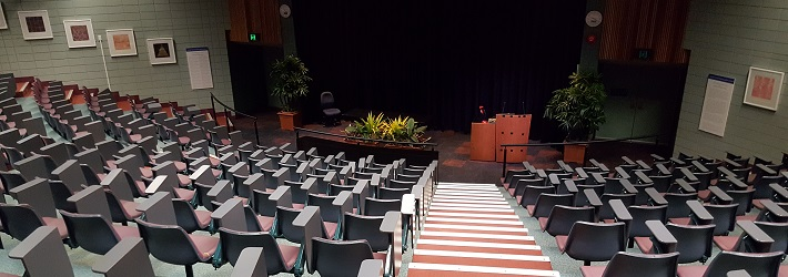 Red 7 Lecture Theatre