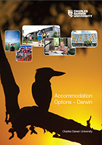 Accommodation Options Brochure - Darwin