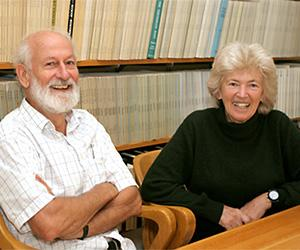 Emeritus professors Peter and Rosemary Grant will co-present the Charles Darwin Oration in Darwin on June 9 and Alice Springs on June 27.