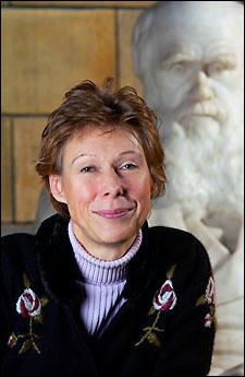 Professor Janet Browne has been announced as CDU's first Charles Darwin Scholar