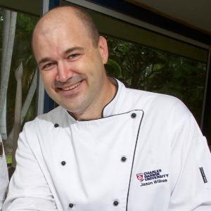 Commercial cookery and bakery lecturer Jason Wilkes