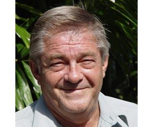 Professor Grahame Webb will receive an honorary Doctor of Science at CDU's October graduation ceremonies this Friday