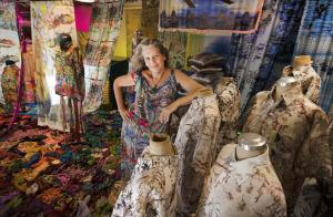 Anna Reynolds: Plans for world domination in wearable art